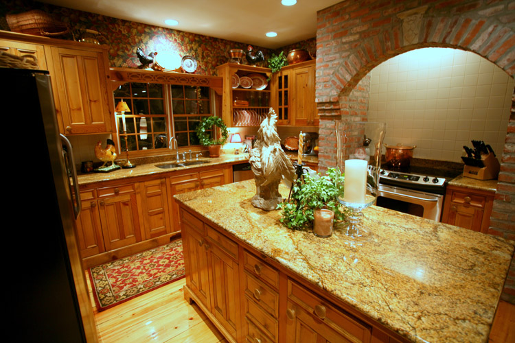 Kitchen Countertops Gallery Ozark Mountain Granite Co